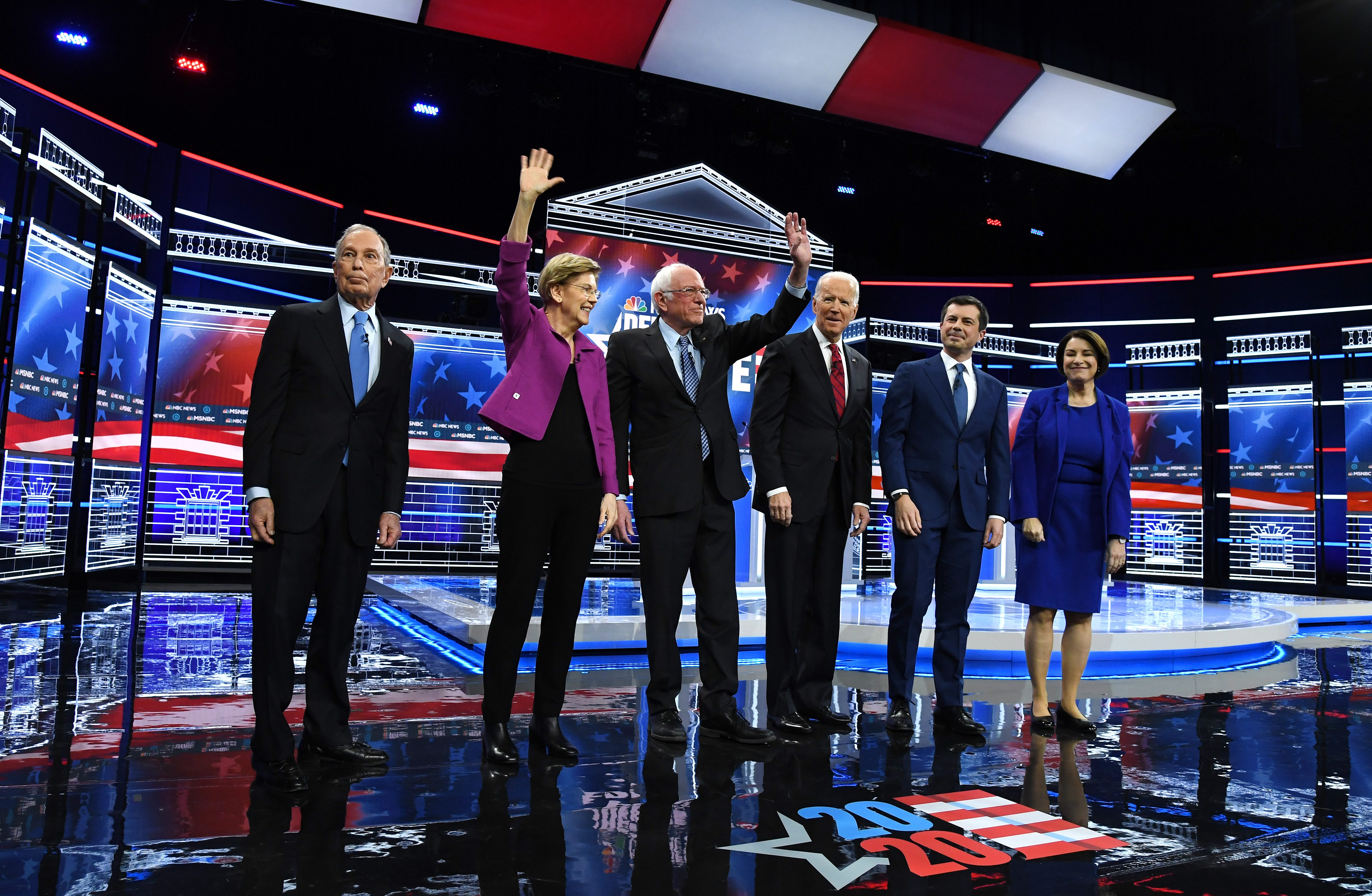 South Carolina Democratic debate: How to watch, who has made the stage, and what to expect