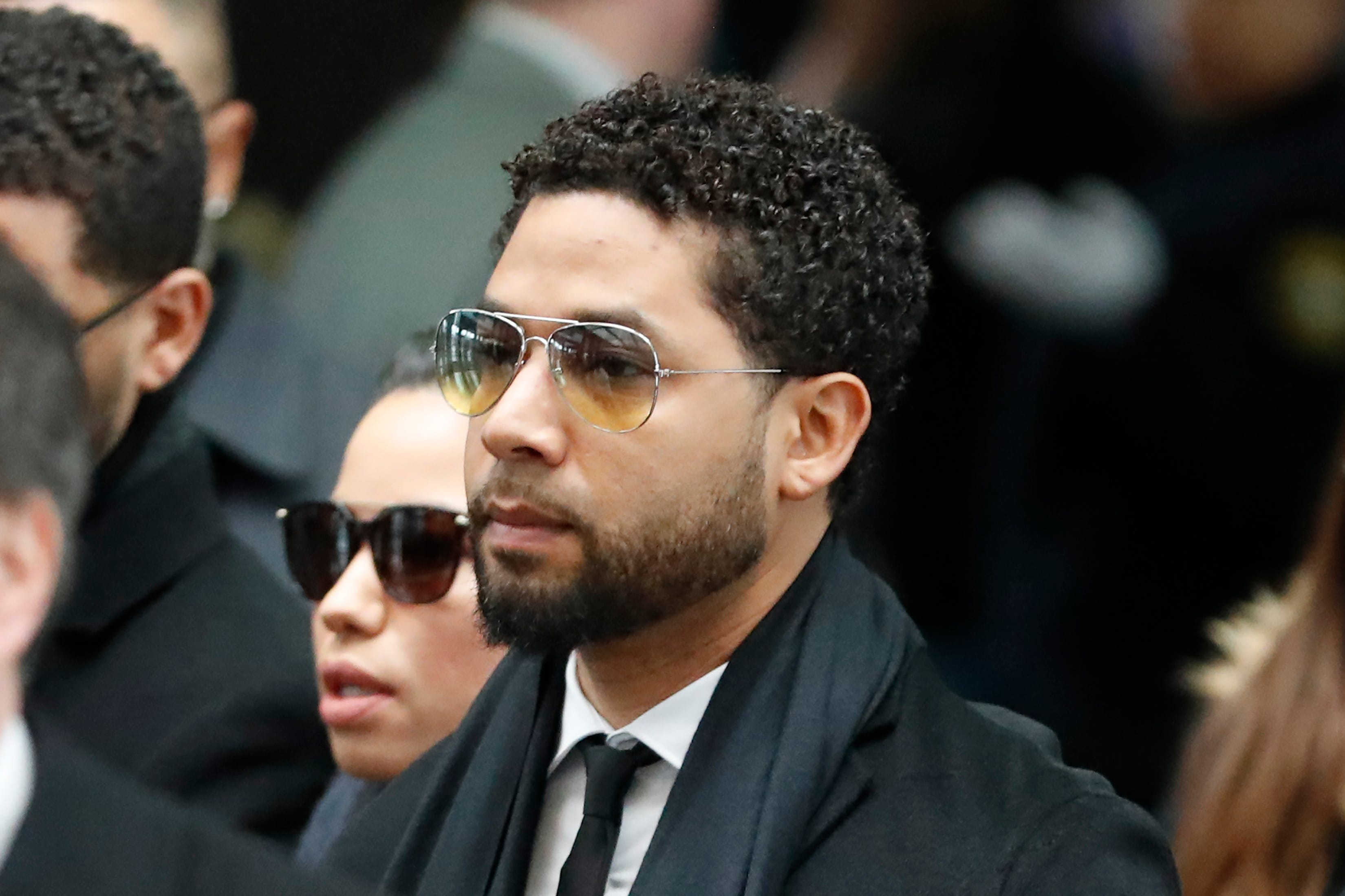 Jussie Smollett pleads not guilty in Chicago, expected back in court in March