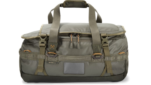 The ideal duffel for all of us non-light packers.