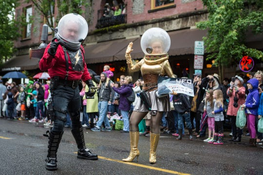 McMinnville, Oregon, the site of one of the most famous UFO photos in history, celebrates the 1950 incident with an annual UFO festival every May.