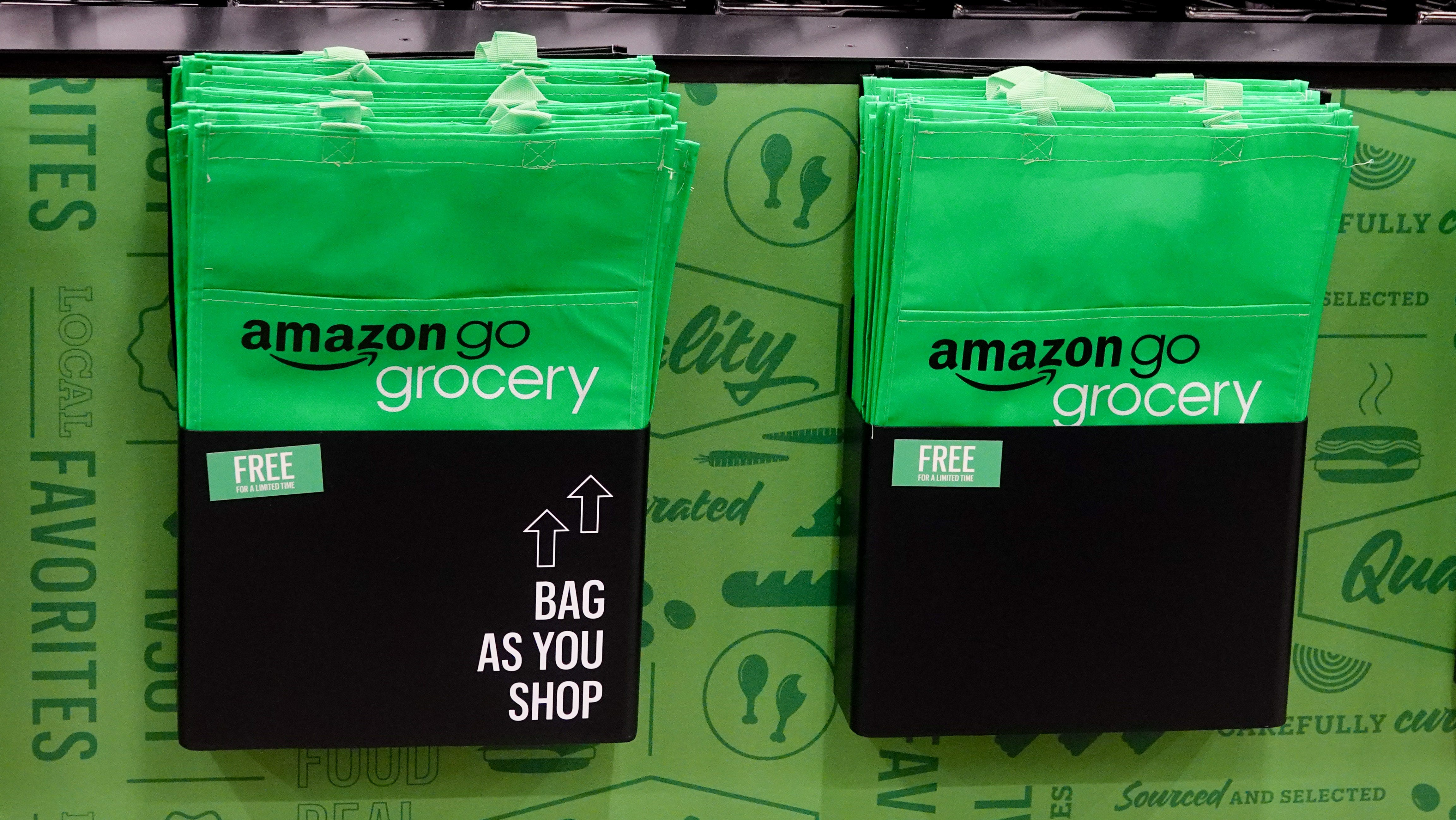 Amazon opens Seattle grocery store, expanding grab-and-go cashless shopping. Is Whole Foods next?
