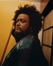 Saxophonist Kamasi Washington will make his Ithaca debut Friday at the State Theatre.