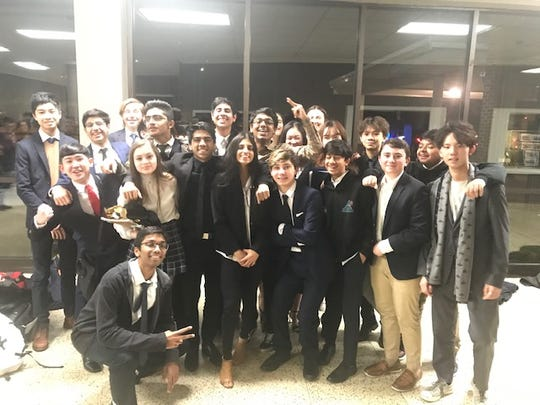 Wardlaw+Hartridge Model UN team  continues growth at conference