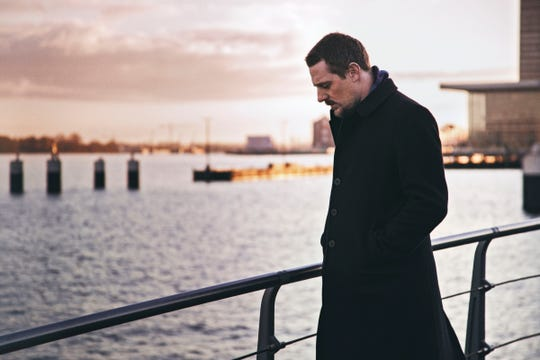"""Sturgill Simpson calls his """"Sound and Fury"""" albums """"sleazy, steamy rock 'n' roll."""""""