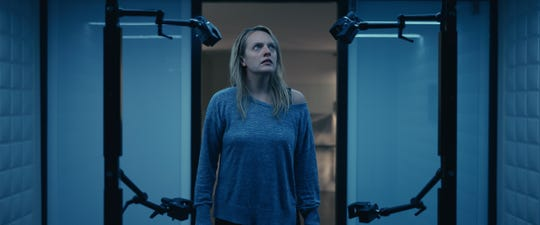 """Elisabeth Moss  in """"The Invisible Man."""""""