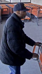 Roseville police said the suspect also struck a Home Depot loss prevention officer with a handgun several times.