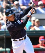 A change in diet has helped Tigers designated hitter Miguel Cabrera shed weight.