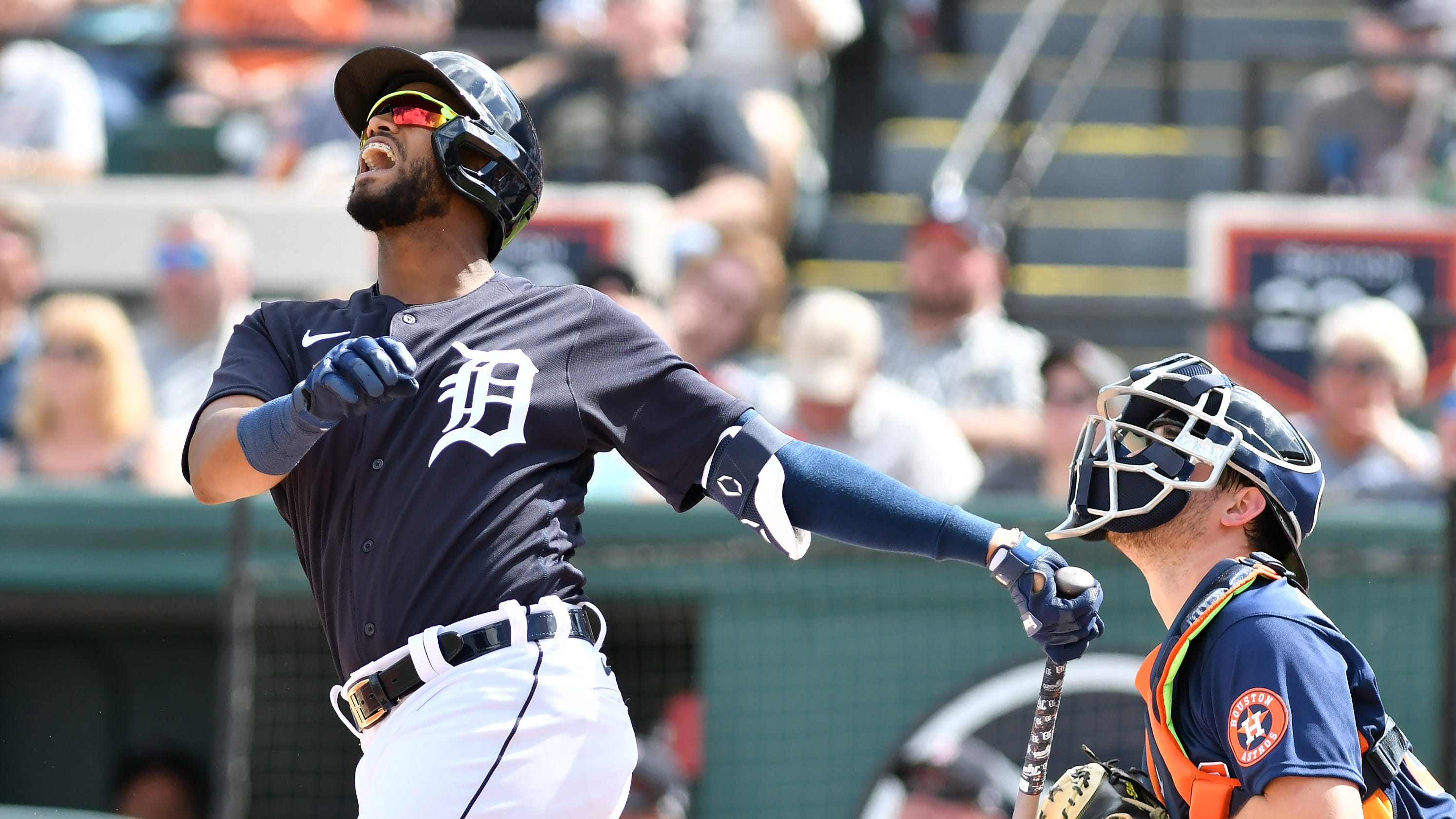 Willi Castro fixes flaw in his defensive mechanics, back in Tigers mix at shortstop