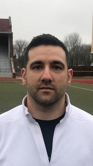 Bosse head baseball coach Drew Hudson.