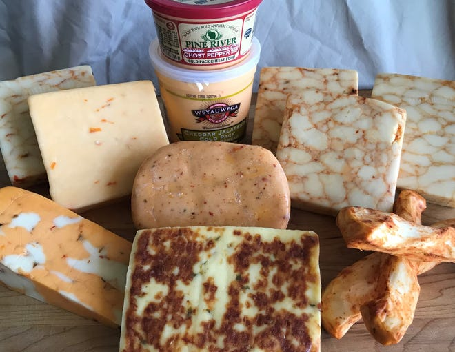 Pepper cheese options have grown beyond Pepper Jack to include a wide variety of cheese styles and peppers. Customer demand for pepper cheeses outpaced overall cheese growth in the past five years.