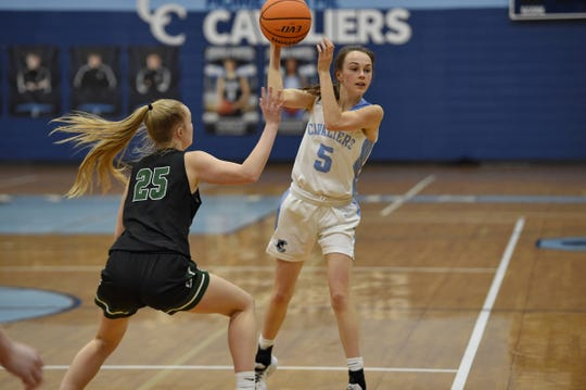 Christ Church advanced past Brashier Middle College in the third round of the Class AA state playoffs Monday night at Christ Church Episcopal School.