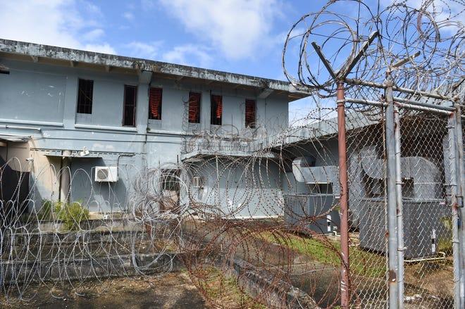 The Department of Corrections Hagåtña Detention Facility in Hagåtña, Feb. 25, 2020.