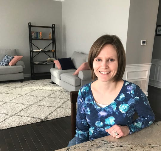 Becky Call and her family chose to move to Pickerington from Cincinnati after her husband, Trevor, took a job at Fairfield Medical Center where he is an orthopedic surgeon. The Calls have four children.