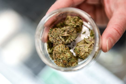 Ohio could follow Michigan in legalizing recreational sales and use.