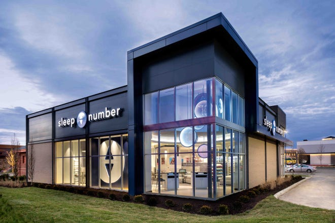 A Sleep Number store and an Aspen Dental office are planned for North Germantown Parkway in Cordova.