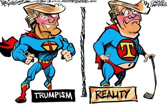 Trumpism and Trump.