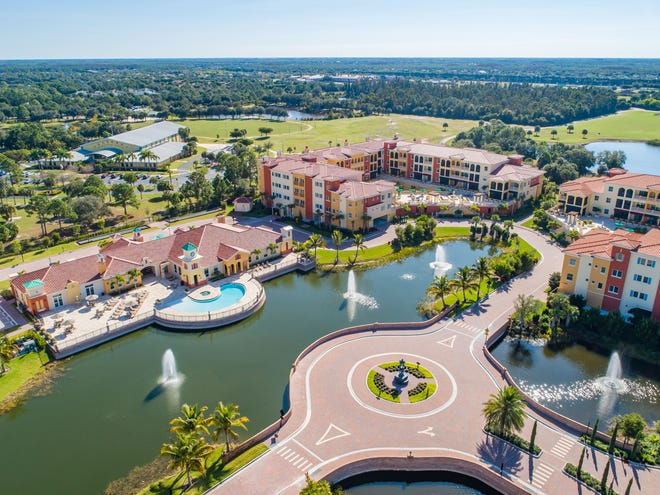 Genova is a highly amenitized, resort-lifestyle community located adjacent to the Estero Community Park.