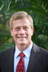 Ted Blankenship is running for Naples City Council. The election is March 17.