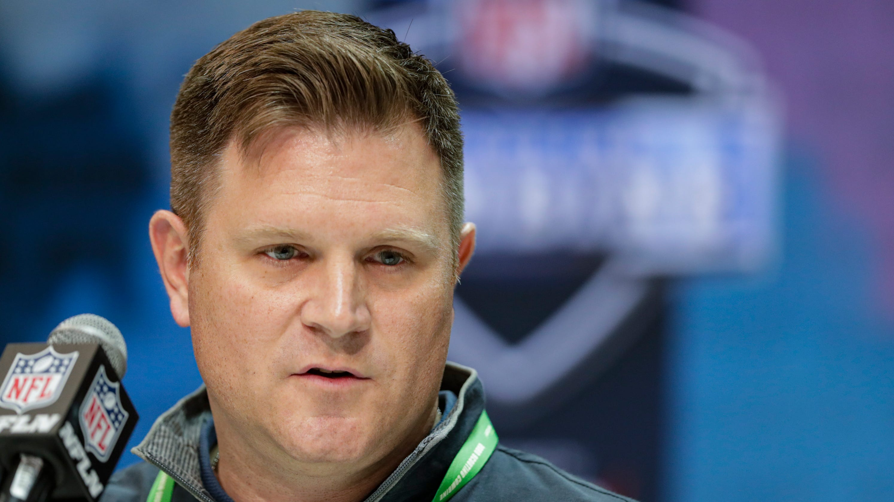 Packers GM Brian Gutekunst high on Aaron Rodgers, Oren Burks and wide receiver class