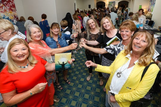 VIP guests included members from O.R.I. Sunshine Invitational and Outdoor Resorts.