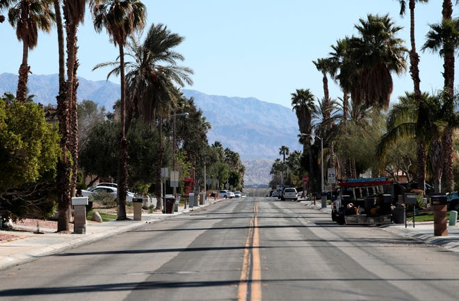 The Panorama neighborhood in Cathedral City. A Desert Sun readers asks that all residents be allowed to weigh in on the issue of short-term rentals in the city.
