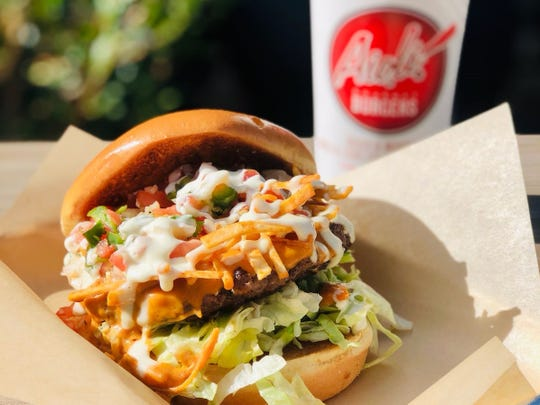 Aioli Gourmet Burgers will open a new West Valley location April 2020 in Fry's Marketplace in Litchfield Park, Arizona.