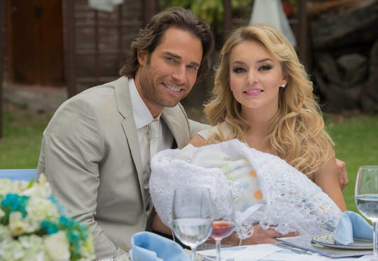 Sebastián afirma que no están esperando bebé.