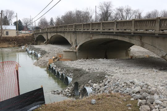 The Ohio 51 bridge over the Portage River in Elmore is scheduled to close beginning March 16 and continuing for 180 days, according to the Ohio Department of Transportation.