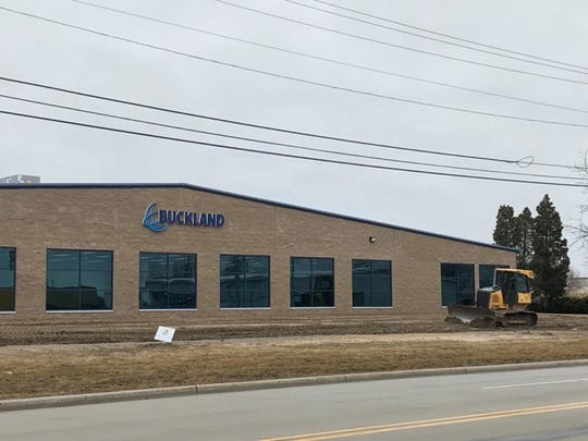 Buckland Global Trade Services will start receiving at its new 1915 Dove St. location in Port Huron on March 2, 2020.