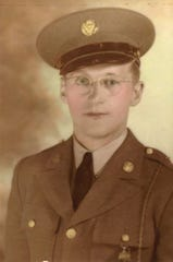 Army Capt. Roy Swanson of Port Huron was killed in the Korean War in 1951.