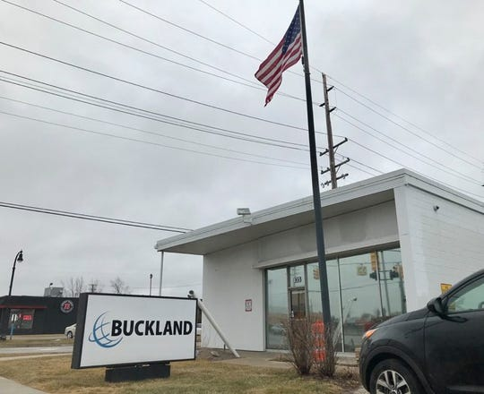 Buckland Global Trade Services will stop receiving at its current 835 24th St. location in Port Huron Township on Feb. 28, 2020.