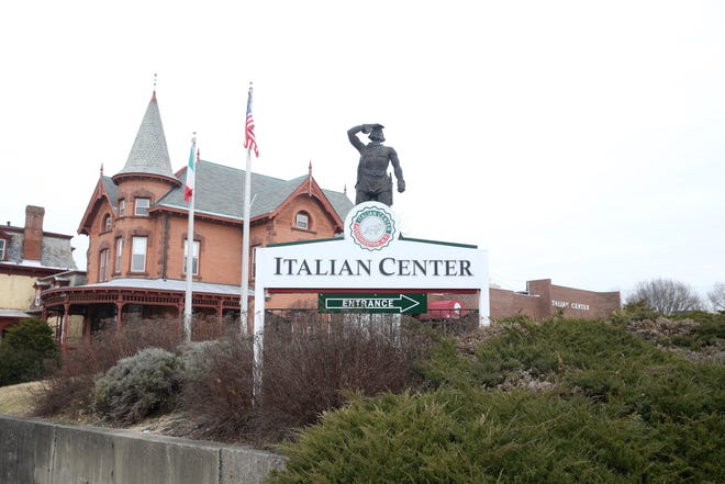 The Italian Center in the City of Poughkeepsie on February 25, 2020.