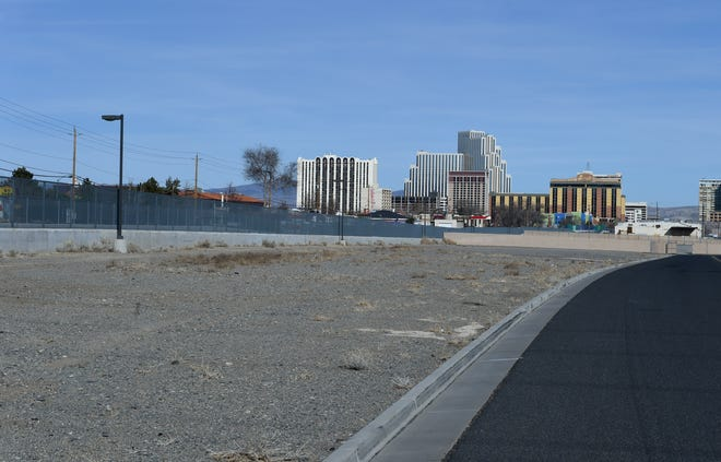The Reno City Council is considering selling land on Chism Street to a neighboring landowner for $450,000, about $200,000 less than the most recent appraised value.