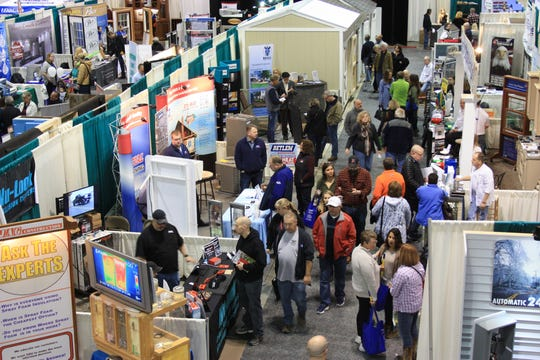The Acadiana Home Builder's Association is holding its annual Acadiana Home and Design Show on Saturday and Sunday at the Cajundome Convention Center.