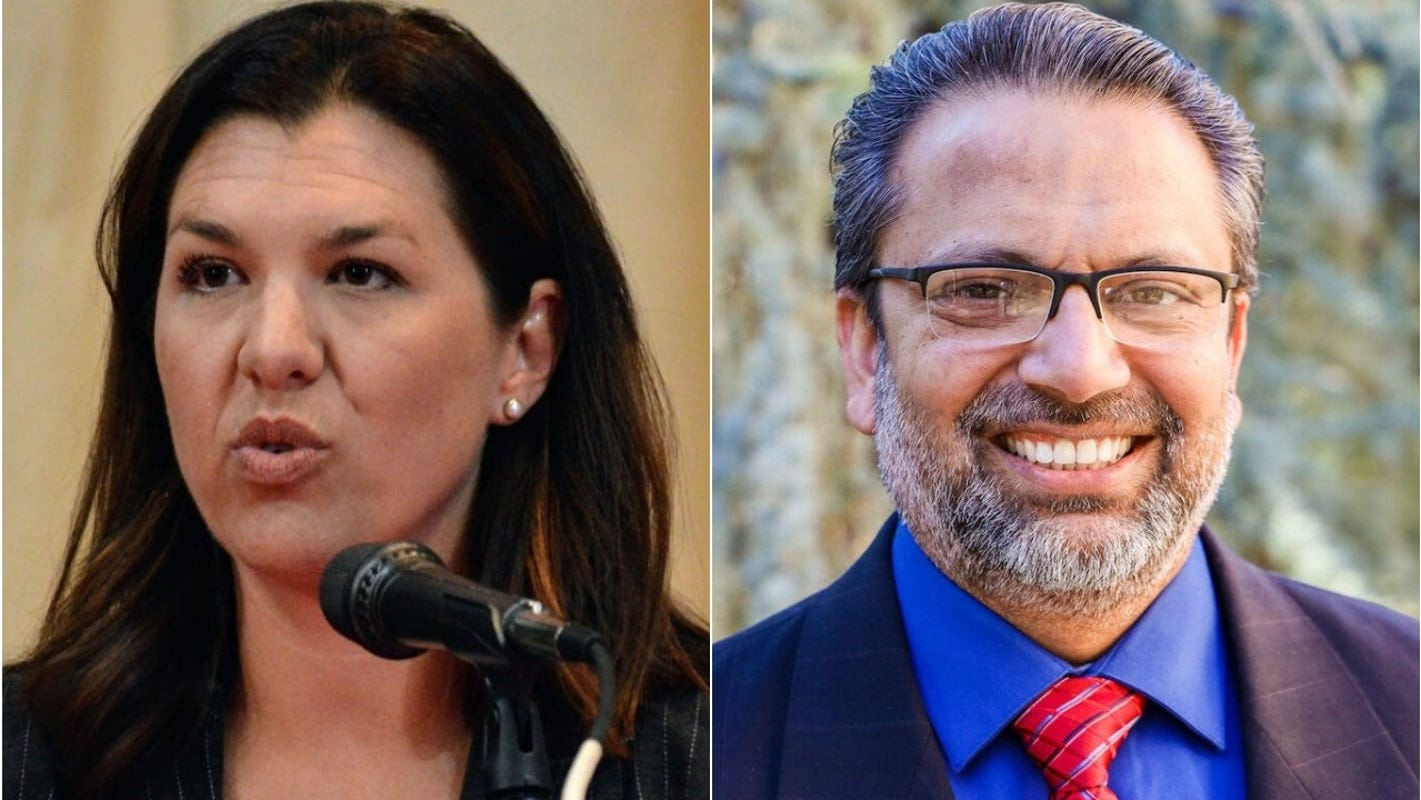 Accusations fly in primary between Megan Dahle, Paul Dhanuka for California Assembly District 1