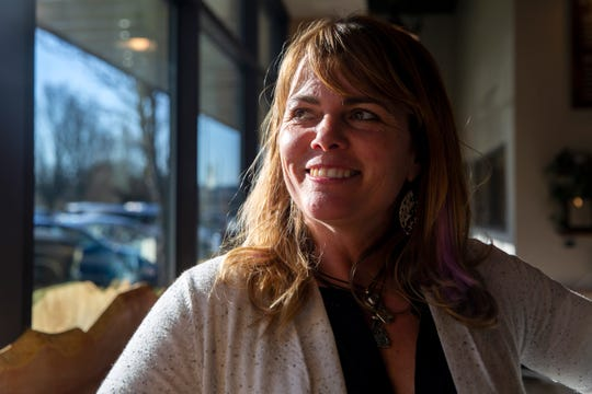 Tiffany Bulgin, co-founder ofIsaac's Room, poses for a portrait at Isaac's Downtown in Salem on Feb. 19, 2020.