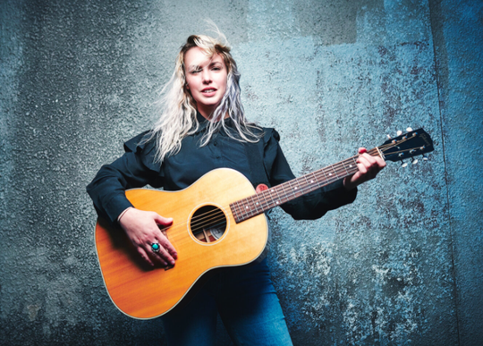 """The Lauren Calve Band will preview music from its forthcoming """"Wildfire"""" EP at the Dogfish Head brewpub in downtown Rehoboth Beach at 10 p.m. Saturday, Feb. 29. Admission is free."""
