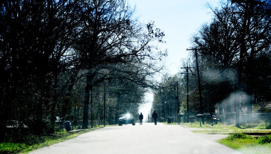 The Martin Luther King community in Shreveport has several abandoned homes and buildings, littler and dumping on the streets, and pothole ridden streets.