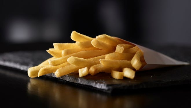 An order of small McDonald's french fries will cost 29 cents on Leap Day.
