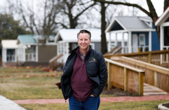Harlan Hill, who recently resigned from his position as the city of Springfield's Building Development Services director, was named the CEO of Eden Village.