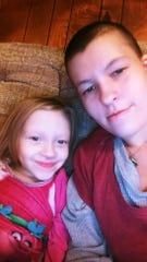 Shannon and Maryana Kranz