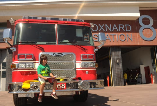 The Oxnard Fire Department opened Fire Station 8 in 2015. The station is paid for by Measure O, which sunsets in 2028.