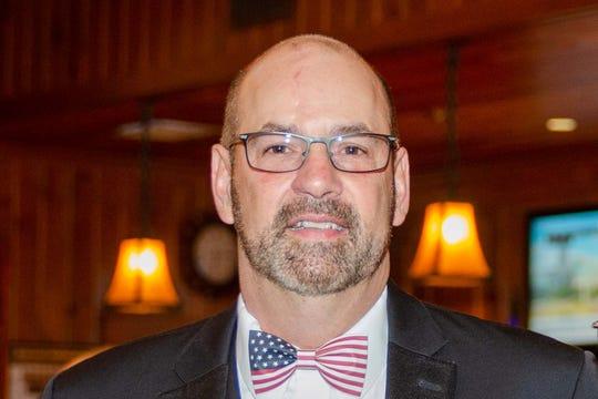 Scott Shelder, Ramapo town assessor and president of the New York State Assessors Association.