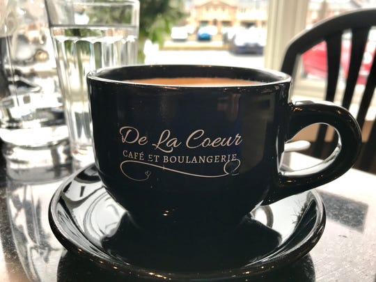 The owners of De La Coeur Café et Boulangerie, a French-style cafe, say they are closing down.