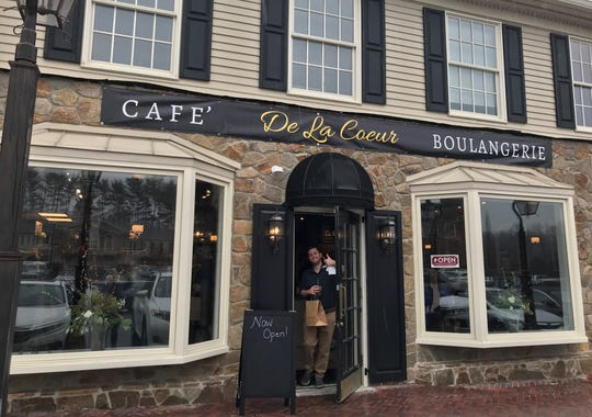 The cafe, which began operating earlier this month, is opened from 7 a.m. to 4 p.m.