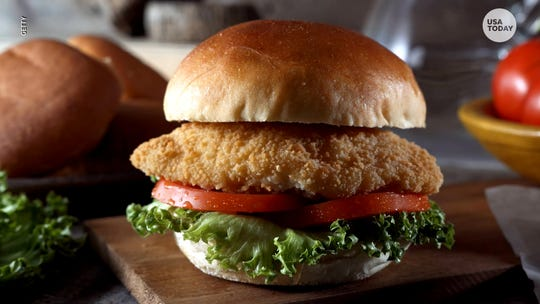 Lent is back, and so is fish on these fast food menus