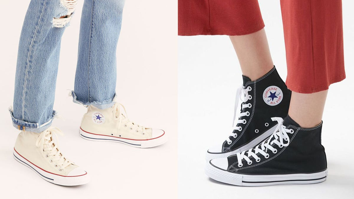 fregar Presunción Guau  Converse sale: Get a pair of classic Chuck Taylors at a massive discount