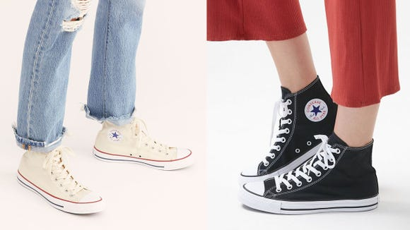 Converse is having a massive sale on their iconic sneakers right now