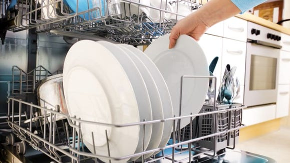 There's a method to the dishwasher organizing madness.