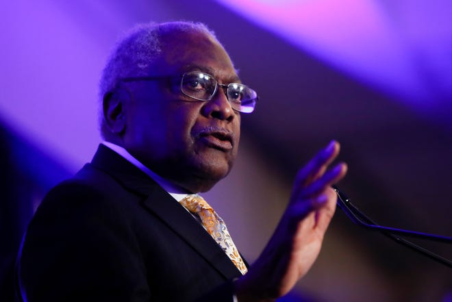 House Majority Whip James Clyburn, D-S.C.